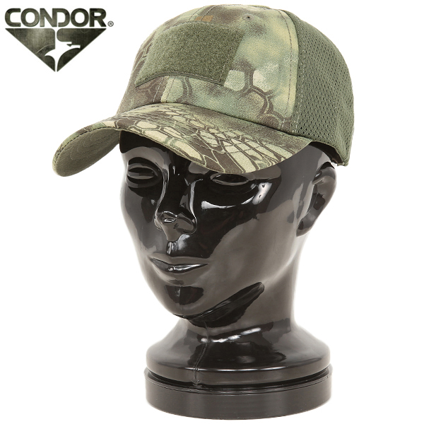 Military select shop WAIPER  Excellent breathability CONDOR Condor mesh  tactical CAP team MANDRAKE patches or IR tags such as breathability with  mesh panels ... d72b9d787fdc
