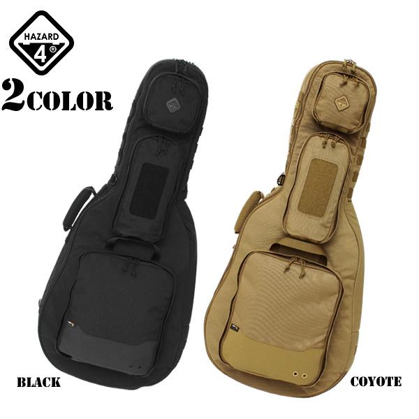【20%OFFセール】☆★HAZARD4 ハザード4BATTLE AXE GUITAR-SHAPED PADDED RIFLE CASE(バトルアックス ギターシェイプドパデッドライフルケース) B/C AK47自動小銃(約87cm)までの長さの ライフルを収納出来るライフルケース