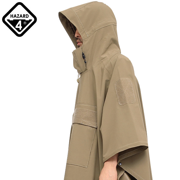 575710f8e The software shell poncho of the fabric which is like HAZARD4 hazard 4  Technical software shell ...