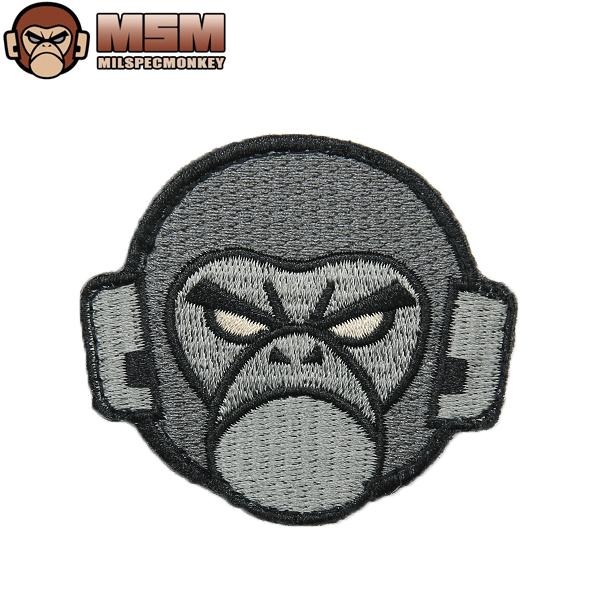 Any mil-spec MONKEY mil-spec Monkey patches (patch) Monkey Head Logo  ACU-DARK joke patches in the famous mil-spec Monkey patches bag or jacket  Velcro Panel ... 3f39312fa56