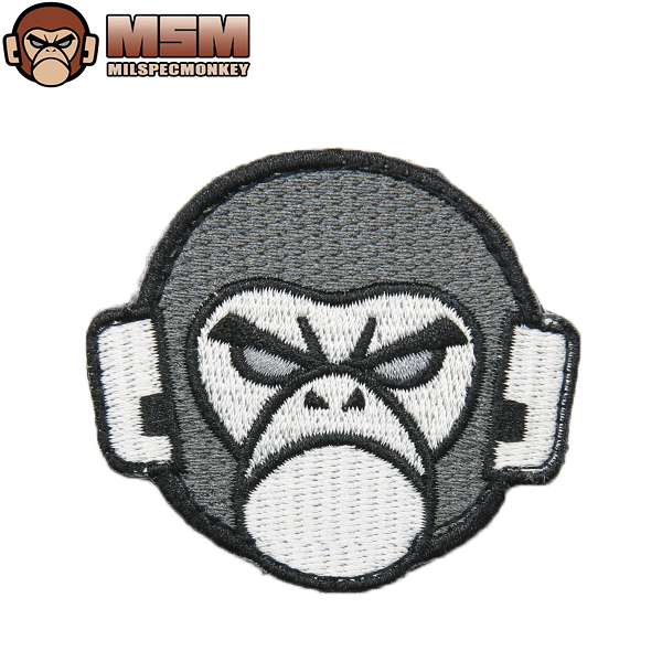Custom possibility << WIP03 >> that it varies if there are the patch bag of  the mil specifications monkey which is famous for cat MIL-SPEC MONKEY mil