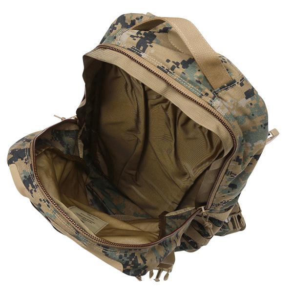 真正全新的美國海軍陸戰隊 U.S.M.C. 是主 ILBE 攻擊包 Marpat 林地迷彩新攻擊包包是好的 GEN2 戶外裝備成為狼顏色細節部分
