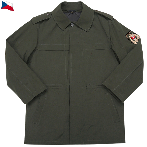 WIP03 M-98 ミリタリージャケット ライナー付き チェコ軍 軍物 実物 有名な ミリタリーショップ 新品 メンズ T ボタン着脱式キルティングライナーが 《WIP03》チェコ軍で1998年に採用されたジャケット チェコ軍M-98ジャケット 通販 クーポン対象外 装備され季節に応じて使い分け可能