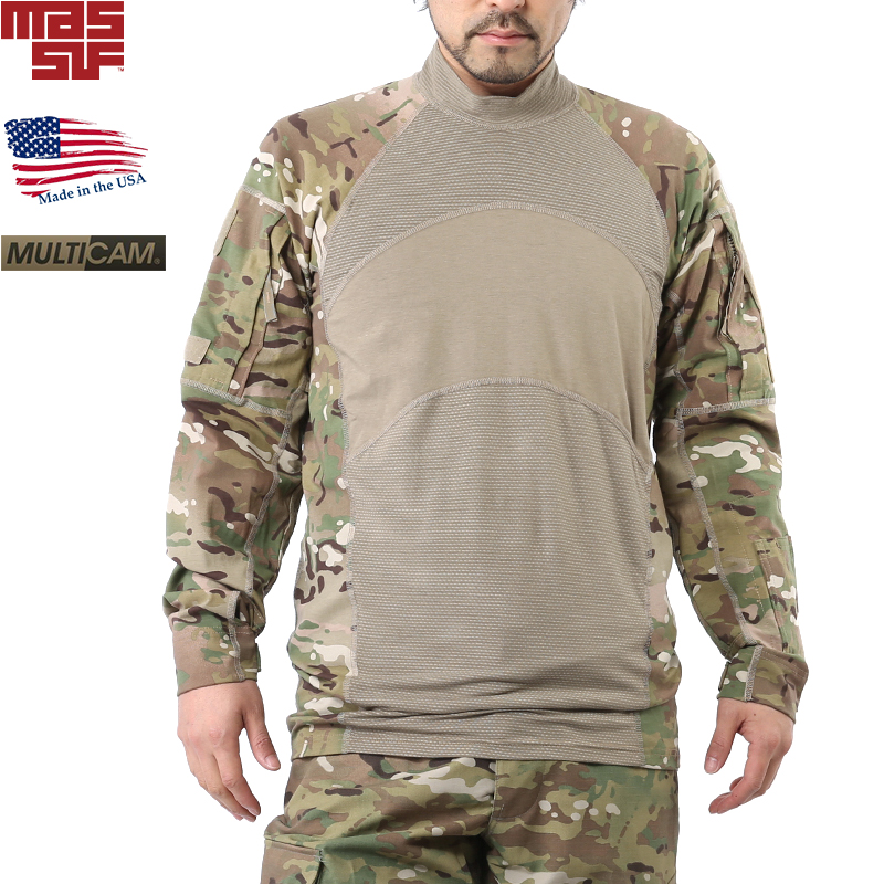 Army latest equipment MASSIF assumed 10P25Oct14 real new combat shirt  MultiCam MASSIF-U.S. summer mission released numerous products for the  professional 3ae83c7fc4f9