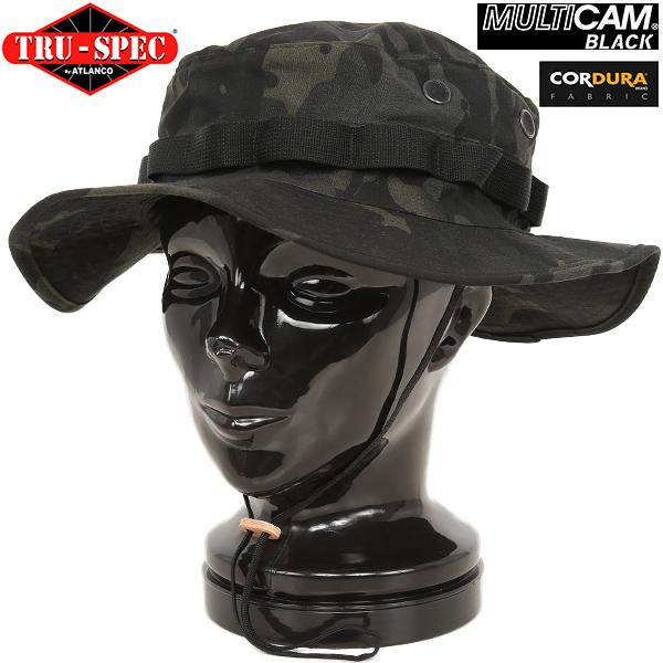 e175e3fc93e Product TRU-SPEC true spec U.S. military Boonie Hat MultiCam Black  faithfully based on the U.S. military spec production males and females and  highly ...