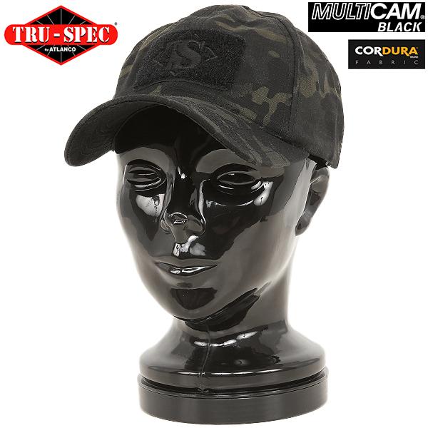 TRU-SPEC トゥルースペック ADJUSTABLE TACTICAL CAP MultiCam Black United States Crye  Precision s new scaling in development  Multicam Black back adjuster can ... d5263d546bd