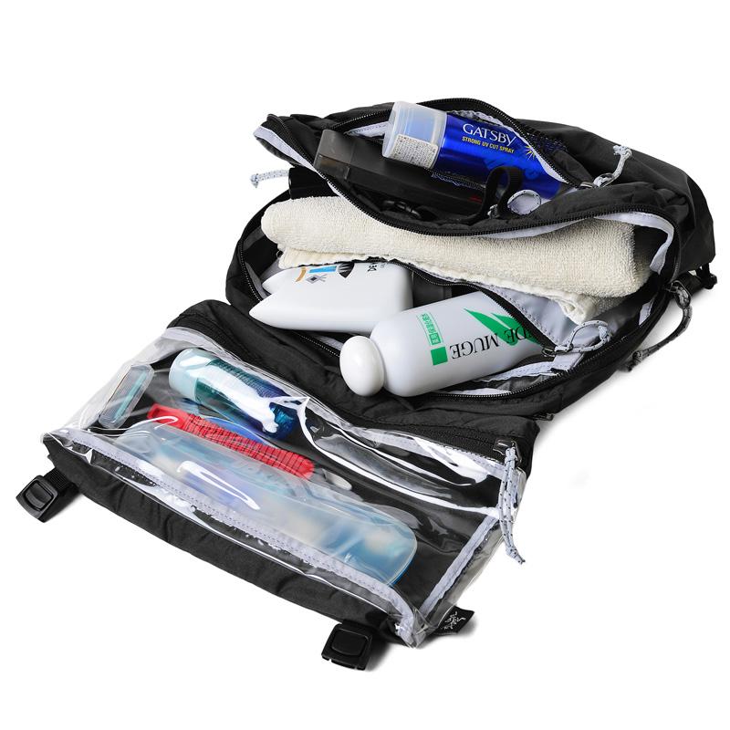 d62aa14ec6c8 Regular article regular store << WIP03 >> for the ARC'TERYX アークテリクス INDEX  LARGE TOILETRIES BAG travel bag ARC'TERYX travel bag porch ...