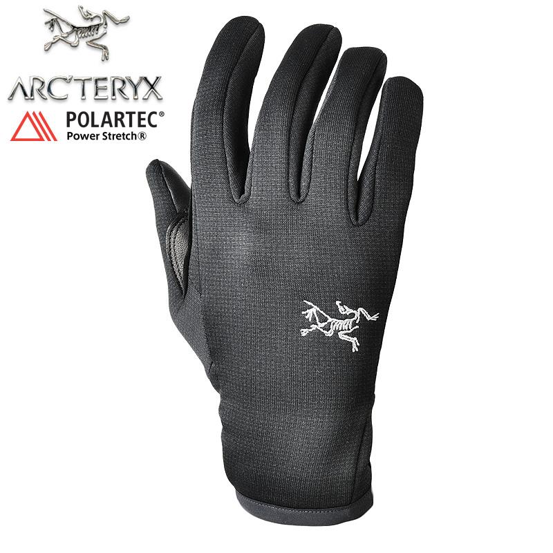 ARC ' TERYX Arc'Teryx RIVET gloves BLACK