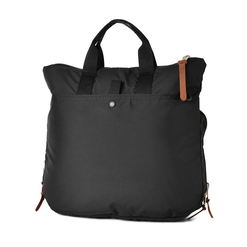 葛列格里 · 葛列格里飛行員袋 (飛行員) 手提包黑色