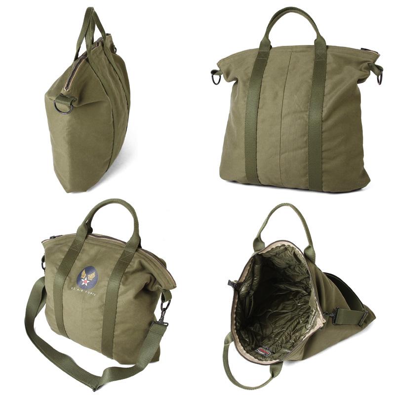 休斯頓休斯頓 6537 日本 2 路頭盔袋空軍 3 軍事包頭盔袋日本造挎包男子