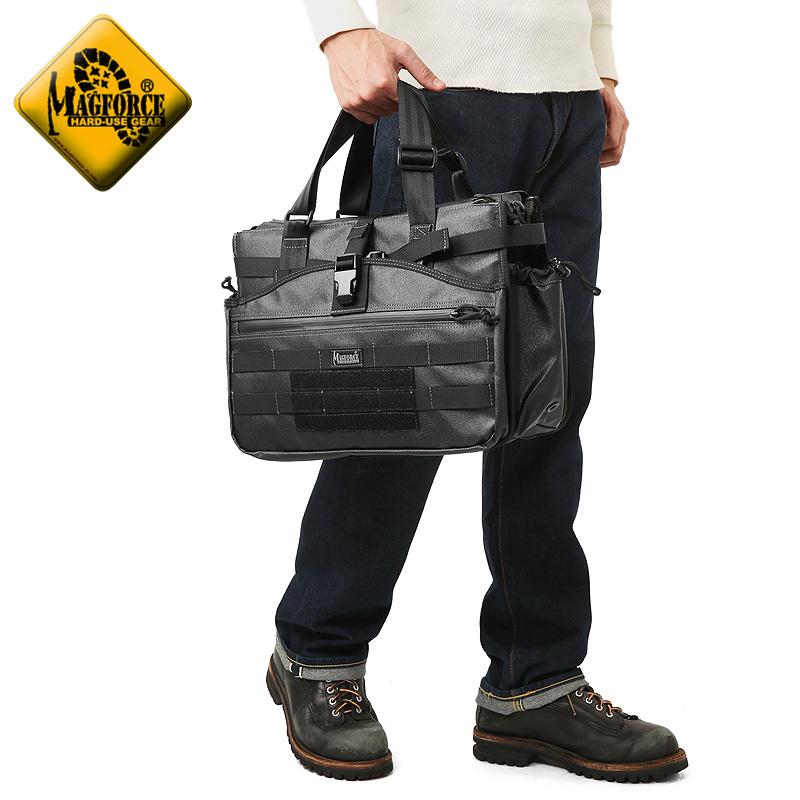 【店内20%OFFセール開催中】MAGFORCE マグフォース MF-0462 Black Hawk Tote Bag トートバッグ《WIP03》