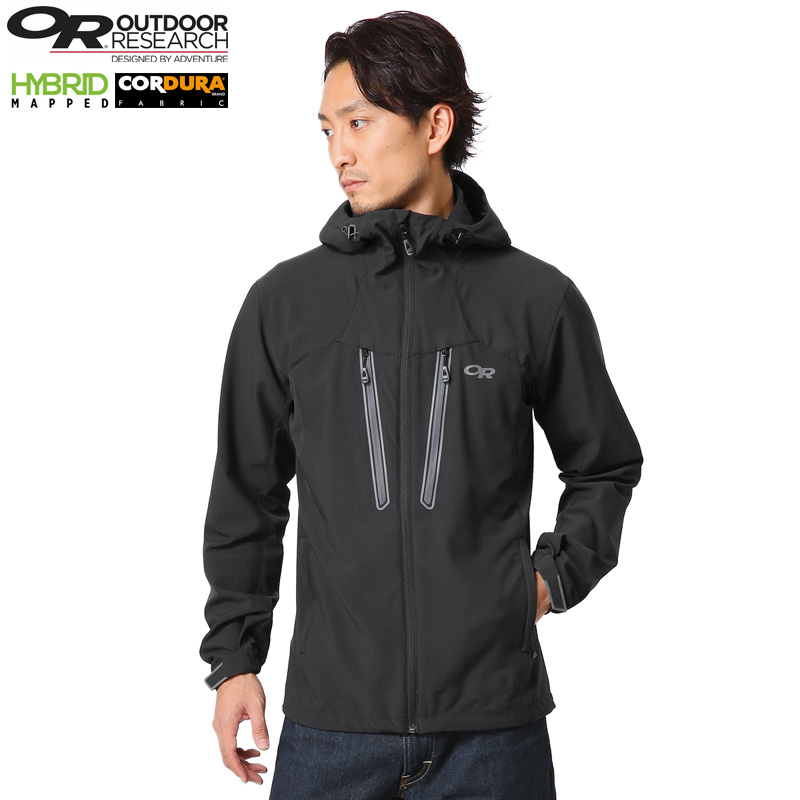 OUTDOOR RESEARCH outdoor research Ms FERROSI SUMMIT HOODY フェロッシーサミットフーディジャケット 19841501001 << WIP03 >>