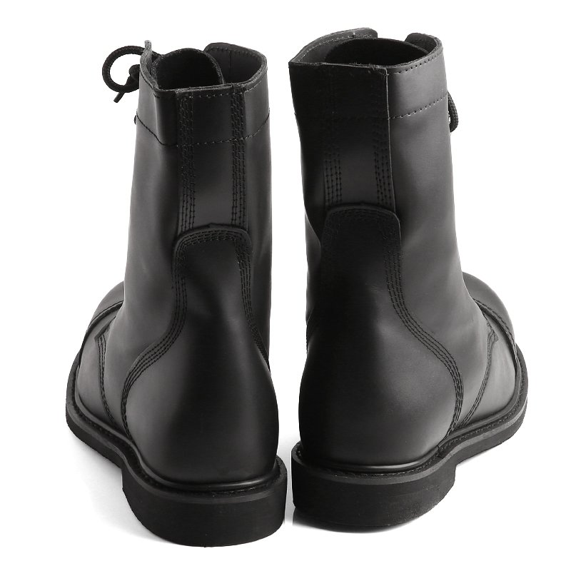 a0476a2eeb5 ROTHCO Roscoe G.I. STYLE leather combat boot STEEL TOE BLACK 5092 << WIP03  >>