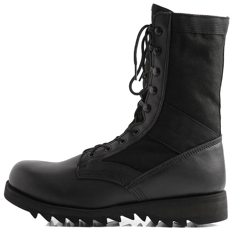 ROTHCO 羅斯科 G.I.TYPE 紋波唯一叢林靴黑色 5050