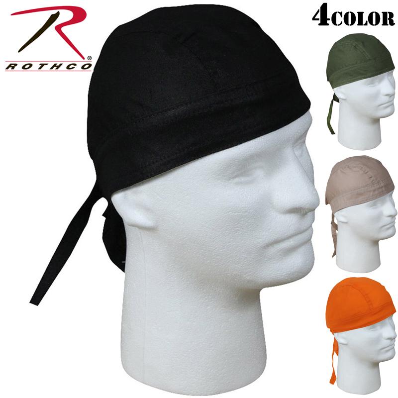 安値 WIP03 Rothco ロスコ ミリタリー 出色 サバゲー アウトドア クーポンで15%OFF Color Headwrap Solid T So 《WIP03》 ROTHCO