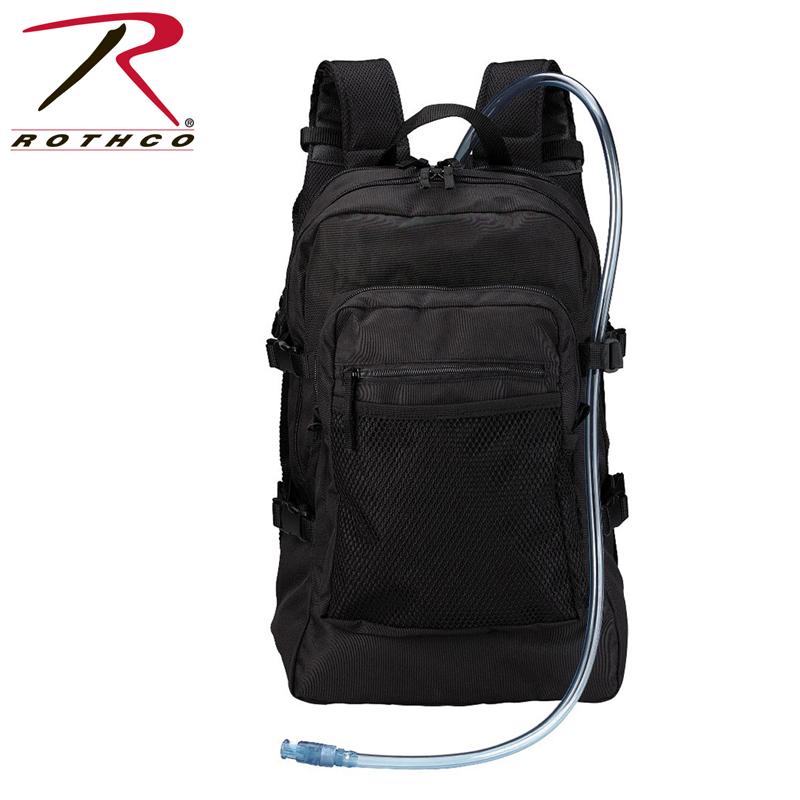 WIP03 百貨店 Rothco ロスコ ミリタリー サバゲー アウトドア 20002 2.5L Venturer 格安 価格でご提供いたします ROTHCO H2O デイパック