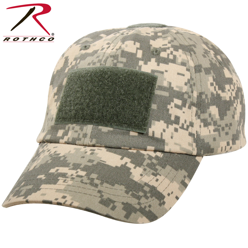 ROTHCO rothco TACTICAL OPERATOR Cap ACU Digital Camo  9362  mens military  hats tactical were survival game Camo with Camo ACU Digital Camo pattern 757502d7ef2