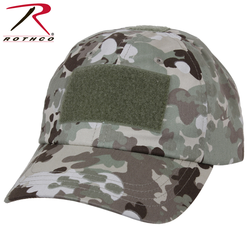 ROTHCO Roscoe OPERATOR TACTICAL cap Total Terrain Camo[93662]men military  hat タクティカルウェアサバイバルゲーム camouflage camouflage camo << WIP03 >>