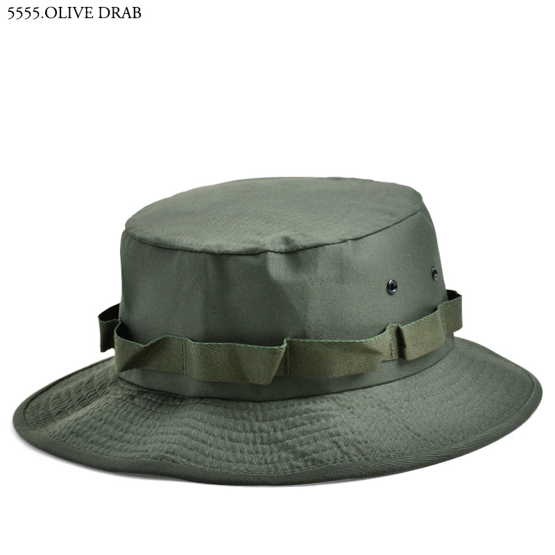 44e8e8b07201b ROTHCO Roscoe ULTRA FORCE jungle hat SOLID military hat boo knee hat BOONIE  HAT men