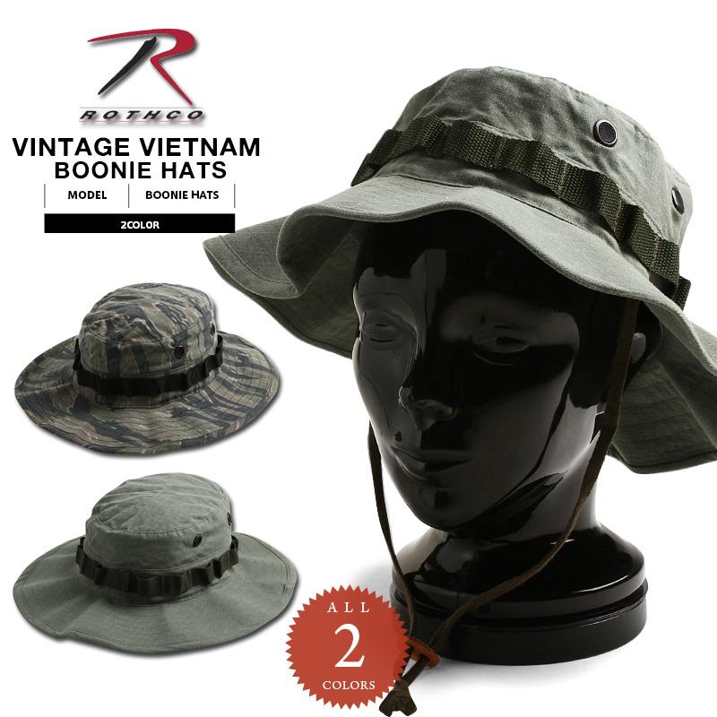 Military select shop WAIPER  ROTHCO rothco VINTAGE VIETNAM BOONIE ... 39eee76817e