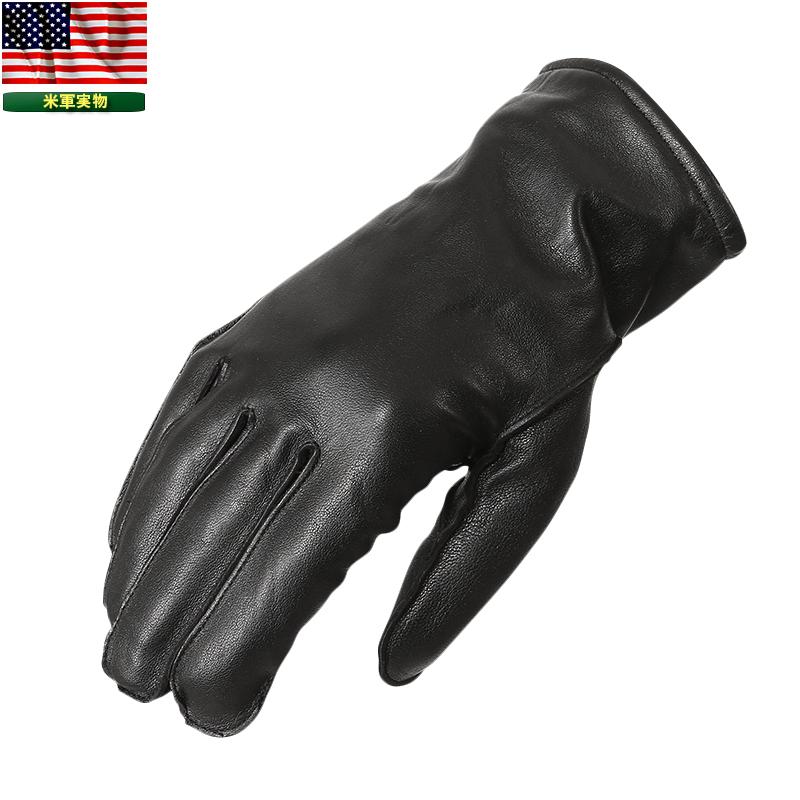Military select shop WAIPER  Real brand new US Army U.S.NAVY leather ... 2ba684ca6ab