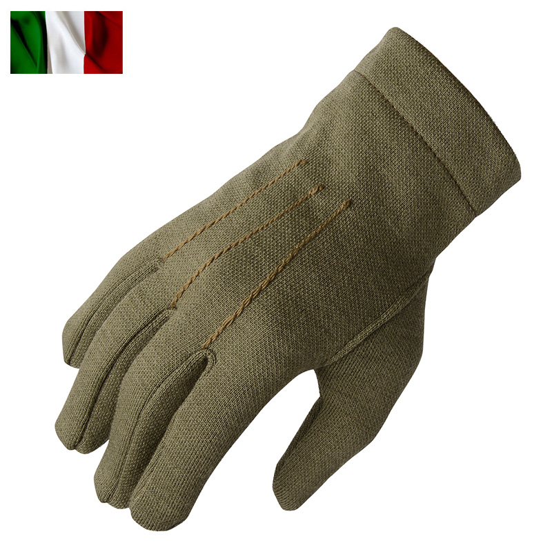 Military select shop WAIPER  Real brand new Italy army AF wool glove ... 283b91ad214