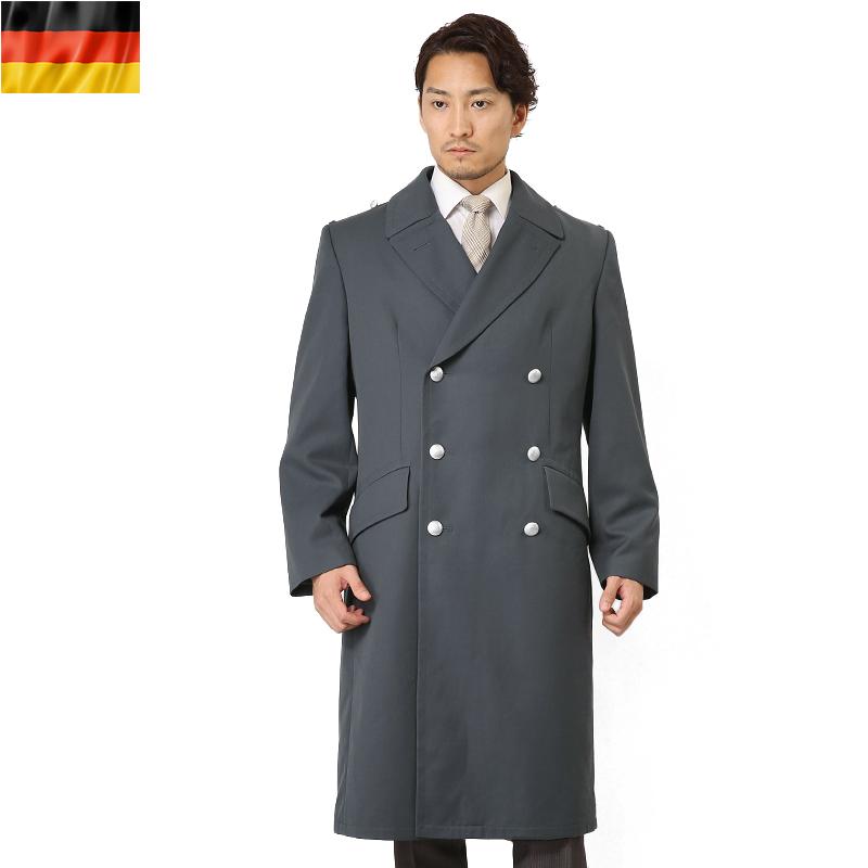 実物 ドイツ軍グレーオーバーコート《WIP03》【Sx】