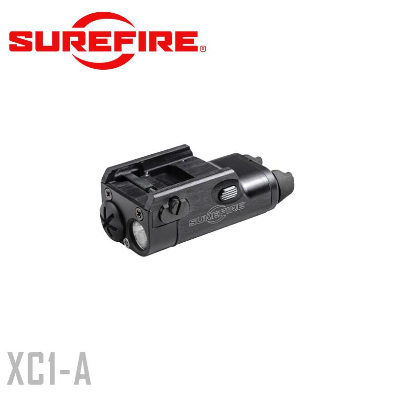 SUREFIRE シュアファイア XC1 ULTRA COMPACT LEDハンドガンライト(XC1-A) ミリタリーライト ハンドガンライト フラッシュライト LEDライト 【クーポン対象外】