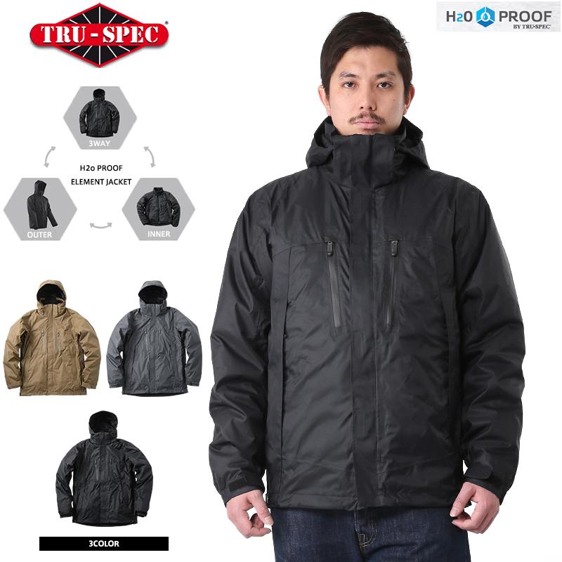 Military select shop WAIPER  TRU-SPEC true spec H2O PROOF ELEMENT-in ... 308800d8197d