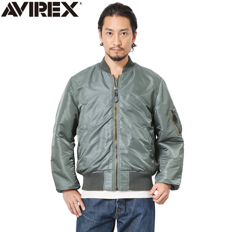 AVIREX アビレックス 6182217 MA-1 VINTAGE フライトジャケット【クーポン対象外】