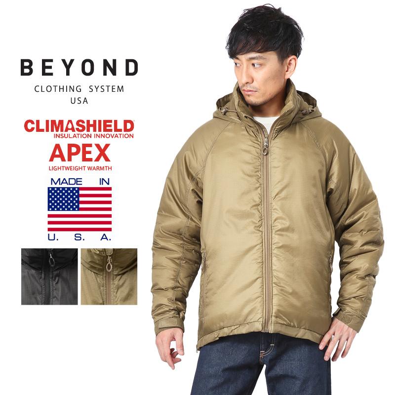 BEYOND CLOTHING ビヨンド クロージング A7 COLD JACKET コールド ジャケット【44081】