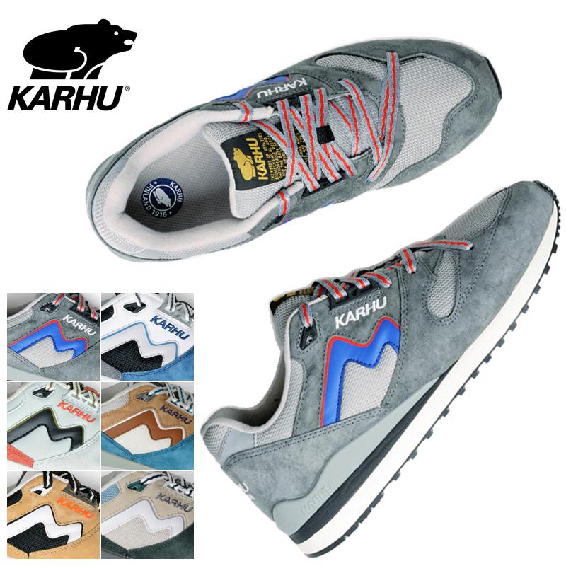 【店内20%OFFセール開催中】KARHU カルフ 8026 SYNCHRON CLASSIC シンクロンクラシック スニーカー