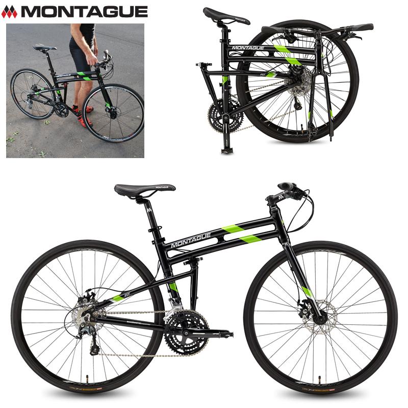 MONTAGUE モンタギュー FIT フィット ロードバイク 折りたたみ自転車【クーポン対象外】【個別送料】