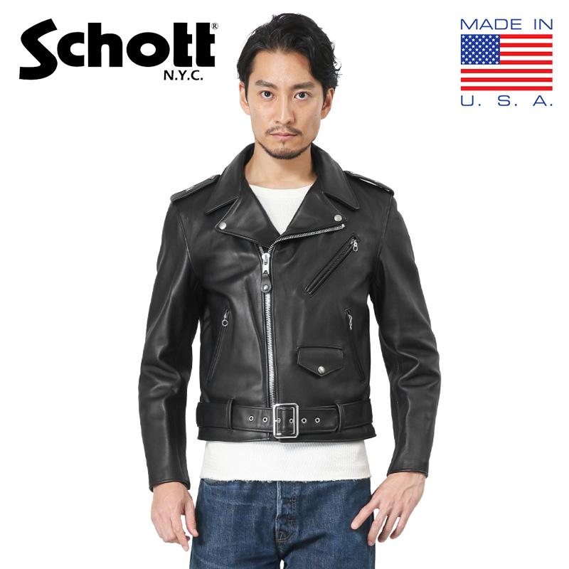Schott ショット 7007 613US VINTAGE ONESTAR ライダースジャケット(クーポン対象外)