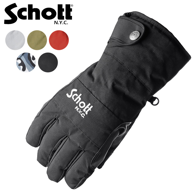 Schottのフィールドグローブ 70%OFF大特価 国内正規品 再再販 Schott ショット 3199054 T AL完売しました クーポン対象外 GLOVE FIELD フィールドグローブ