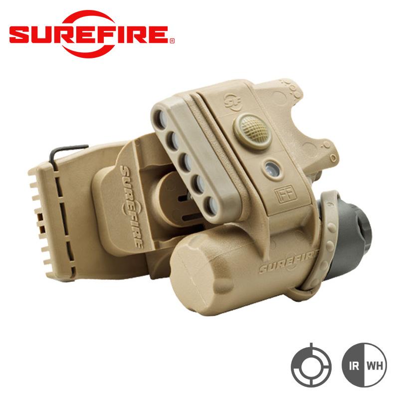 SUREFIRE シュアファイア HL1 Variable-Output LEDヘルメットライト / フラッシュライト【クーポン対象外】