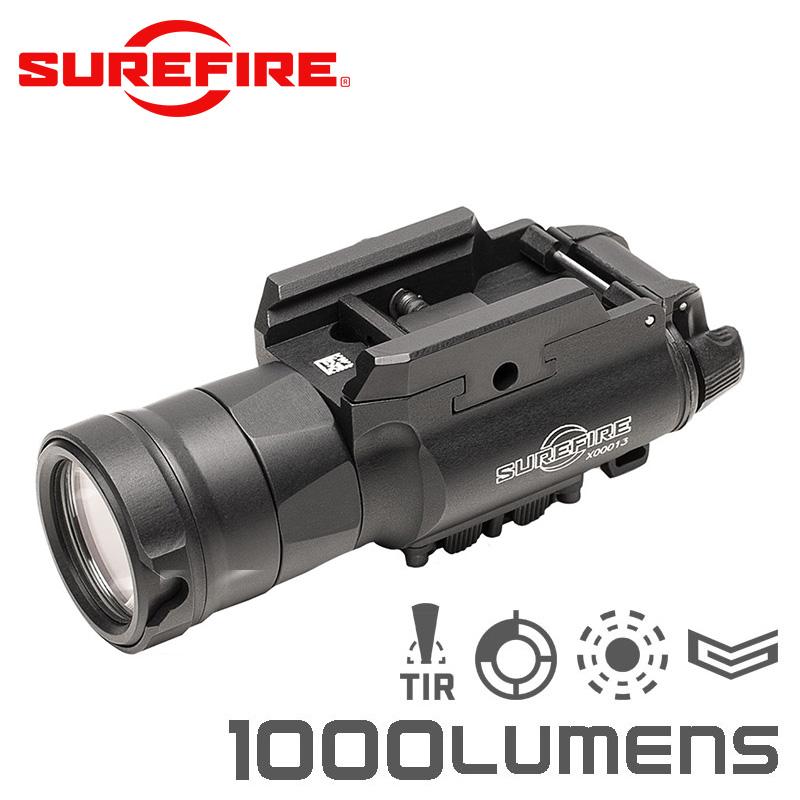 SUREFIRE シュアファイア XH30 LEDウェポンライト / フラッシュライト 1000ルーメン for MASTERFIRE Rapid Deploy Holster【クーポン対象外】