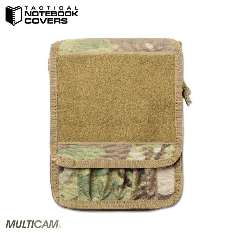 TACTICAL NOTEBOOK COVERS タクティカルノートブックカバー 2030 Tactical Notebook Cover (タクティカルノートブックカバー)MultiCam【クーポン対象外】