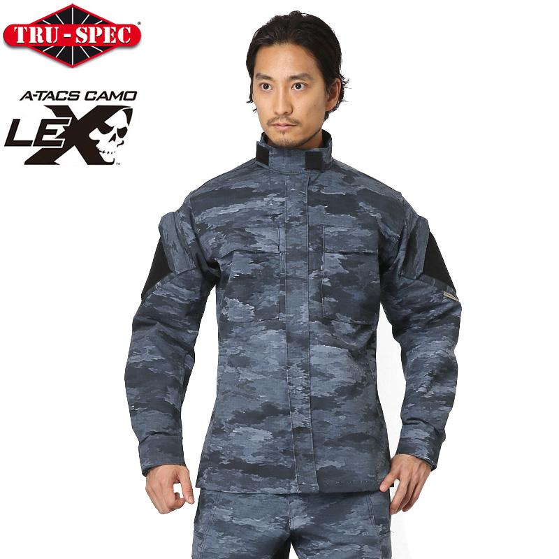TRU-SPEC トゥルースペック URBAN FORCE TRU ジャケット A-TACS LE-X [1409] 【クーポン対象外】