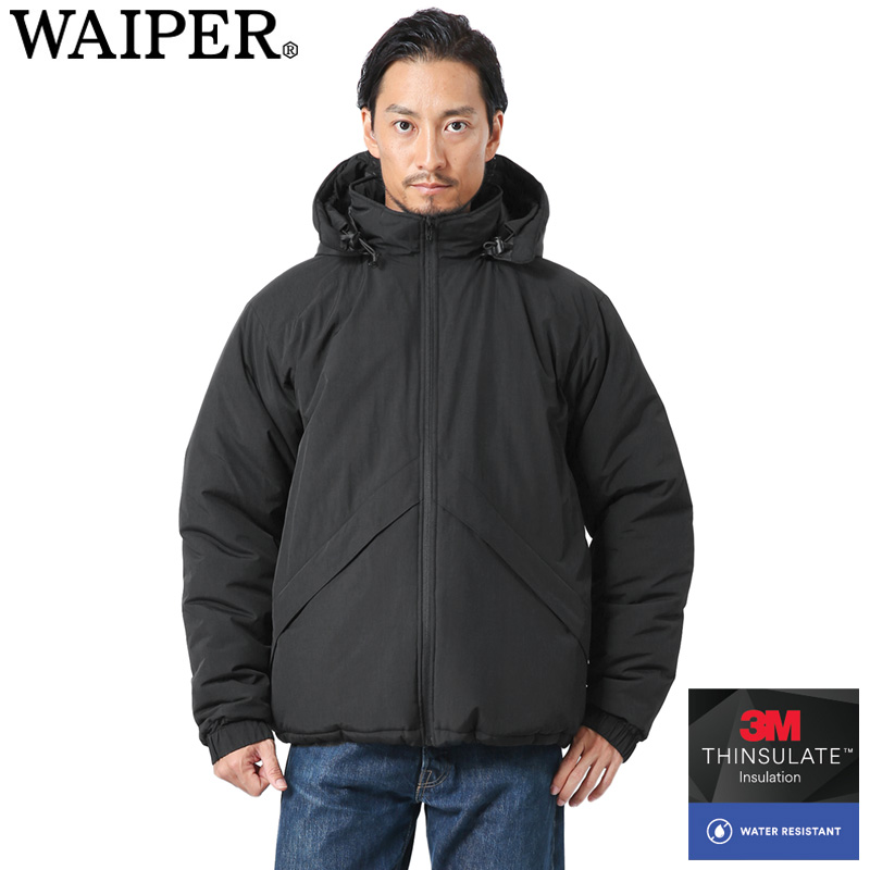 WAIPER.inc 新品 米軍 PCU LEVEL7 1st(プロトタイプ) ジャケット THINSULATE WATER RESISTANT【WP18】【Sx】