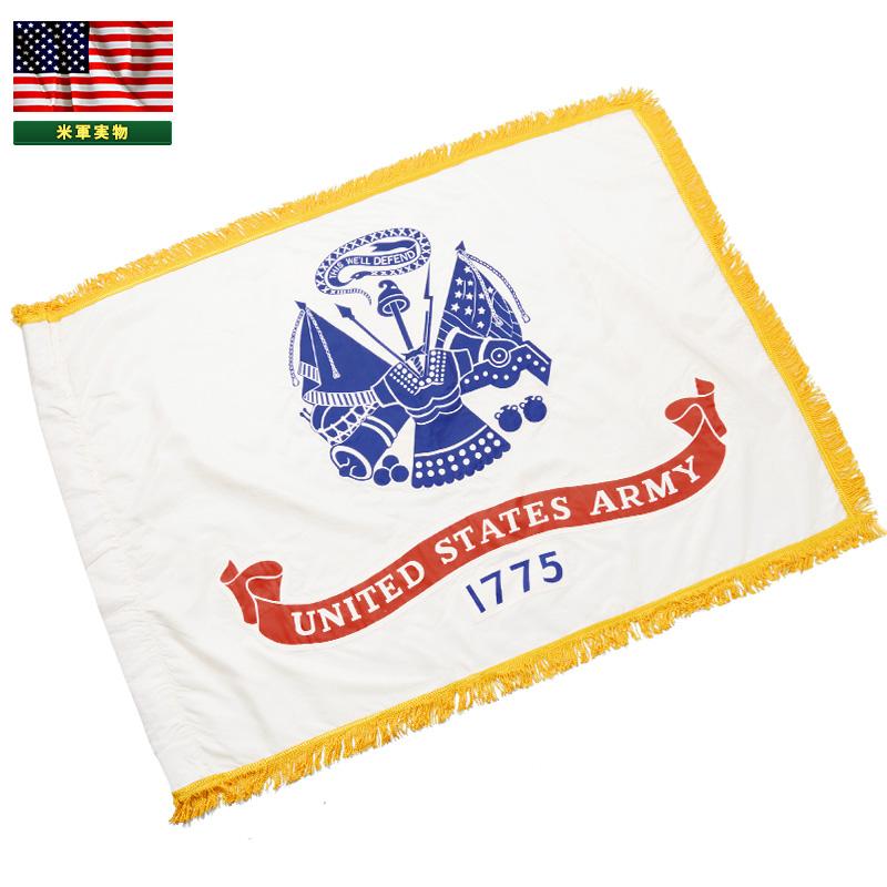 【実物放出品25%OFFセール】実物 新品 米陸軍 ARMY ORGANIZATIONAL フラッグ(旗)