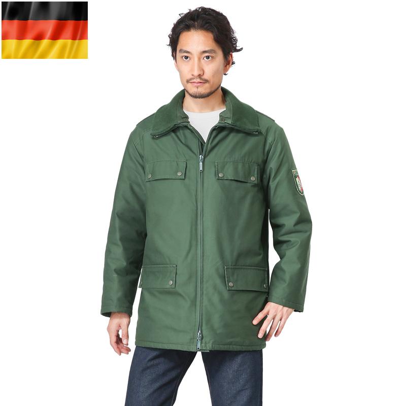 実物 ドイツBGS(連邦国境警備隊) MODEL 1 GORE-TEX ジャケット W/LINER USED【Sx】