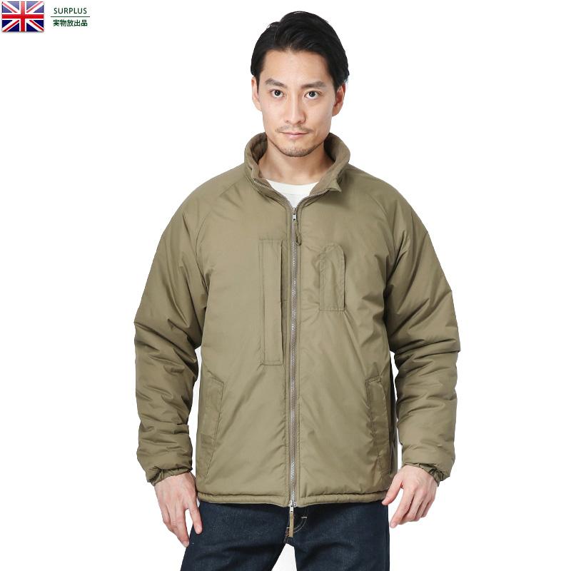 実物 新品 イギリス軍 PCS THERMAL ジャケット 【Sx】【クーポン対象外】《WIP03》