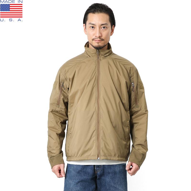 MADE IN USA 新品未使用 WT TACTICAL LOW LOFT ジャケット COYOTE【クーポン対象外】