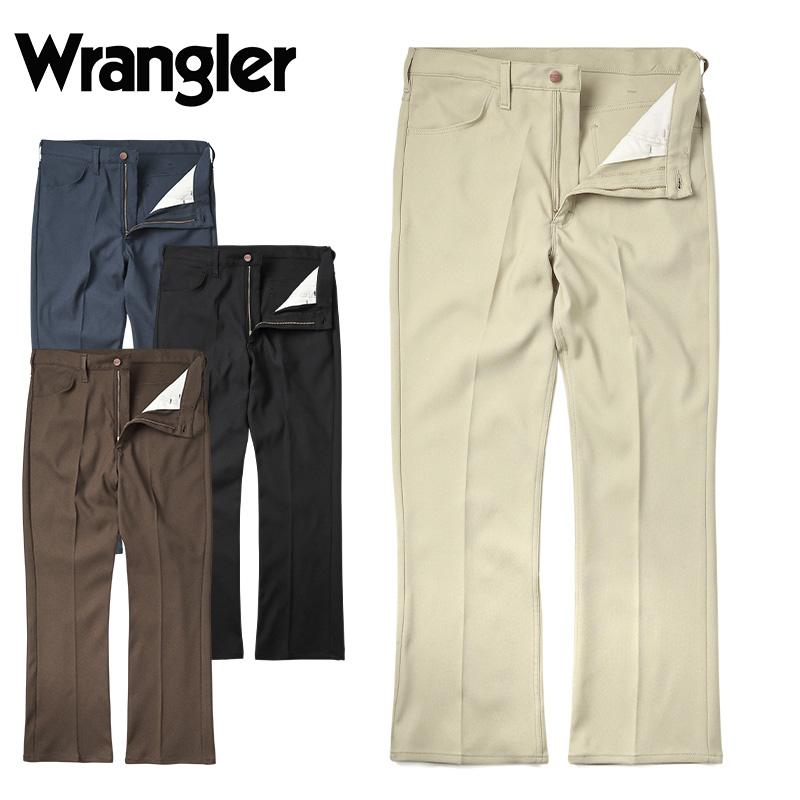 Wrangler ラングラー WM1840 ランチャー フレア ジーンズ 日本企画