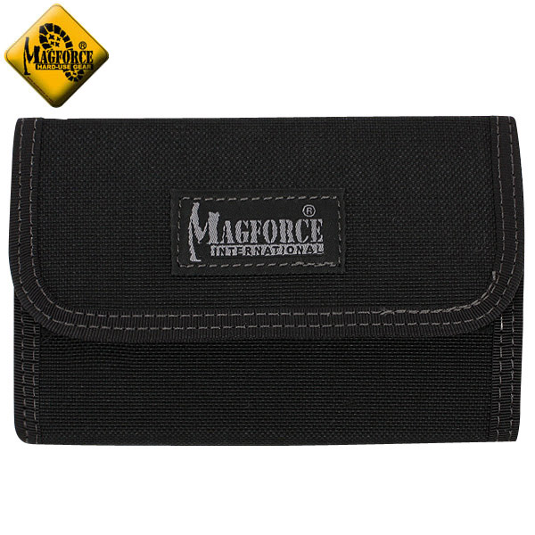 MAGFORCE magforce MF 0204 帕格錢包黑落與預防 セキュリティース 錶帶