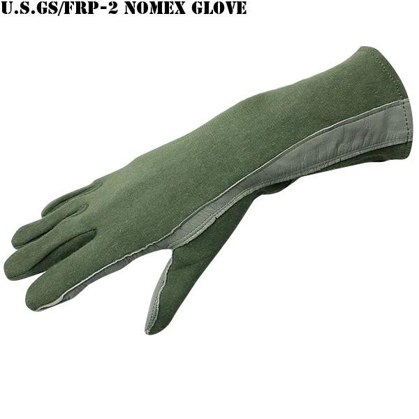 真正全新的美國陸軍 (美國) GS/FRP-2 Nomex 手套聖人手掌和指尖是阻燃材料 Nomex 面料相結合的耐用的皮革鞋面