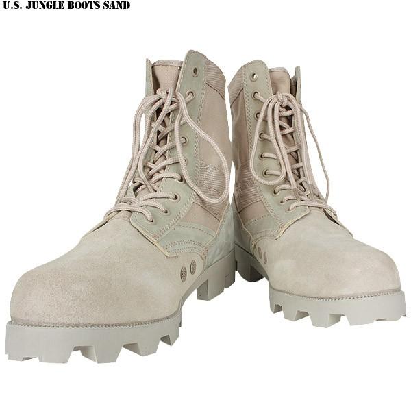 全新美國陸軍叢林靴到正宗的 GI 生存遊戲由寬度略有鬆散的沙子,根據變倍排除在外的日本腳型優惠券點建議