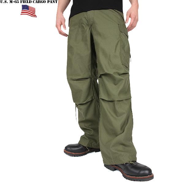 実物 新品 米軍 M-65フィールドカーゴパンツ NYLON/RAYON 【クーポン対象外】《WIP03》#m65cargopants