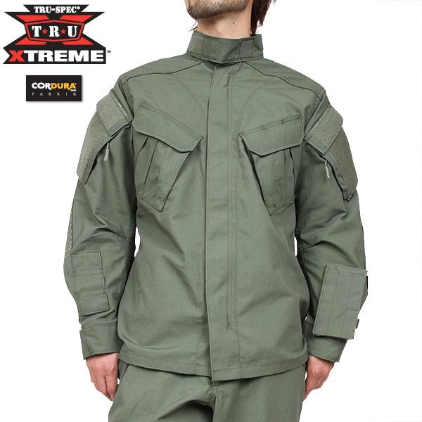 TRU-SPEC トゥルースペック TRU XTREME Tactical XTREME Response Uniform Shirt】 ジャケット OD TRU【TRU XTREME Uniform Shirt】 最新の技術を使用したXTREMEシリーズ《WIP03》【クーポン対象外】, 真珠の卸屋さん:d2b7de23 --- sunward.msk.ru